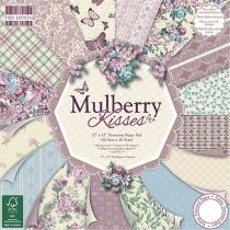 Sada papierov Mulberry Kisses  30,5x30,5 (16ks)