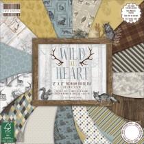 Sada papierov Wild At Heart 30,5x30,5 (16ks)