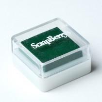 Raztíkovacia poduška - emerald 2,5x2,5 cm