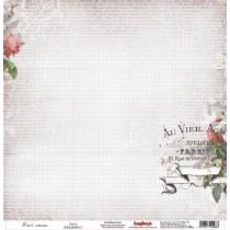 Jednostranný papier - Elegy - Poetry