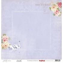 Jednostranný papier - Juliet - Swan Lake