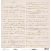 Jednostranný papier - Juliet - Notation