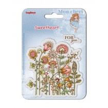 Razítka Sweetheart - Flowers