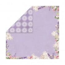Obojstranný papier - Lavender Garden 03