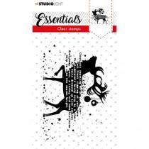 Silikónová pečiatka - Stamp Essentials nr. 391