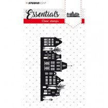 Silikónová pečiatka -Stamp Essentials, nr.294