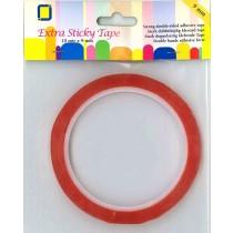Silná obojstranná páska 9mm