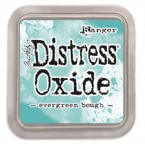 Poduška Distress Oxide - evergreen bough