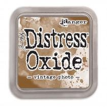 Poduška Distress Oxide - vintage photo