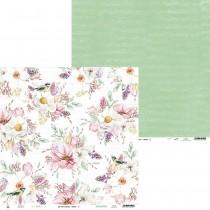 Obojstranný papier -  Spring 04