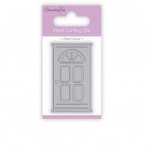 Vyrezávacia šablóna - - Front Door