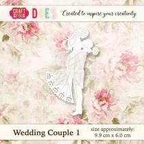 Vyrezávacia šablóna - Wedding Couple 1