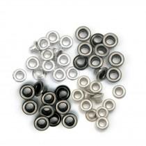 We R Memory Keepers standard eyelets cooper metal