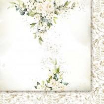 Obojstranný papier  - Złote sny 03