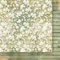 Obojstranný papier  - Złote sny 06