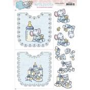 Papier A4 - Baby boy