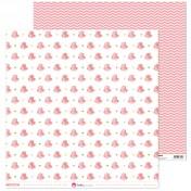 """Papel colección """"rosa bebé"""" – Ref. 37018609"""