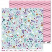 Sada papierov - Fantasia (30,5x30,5 cm)