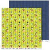 Sada papierov - Juegos (30,5x30,5 cm)