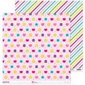 Sada papierov - Mis chuches  (30,5x30,5 cm)