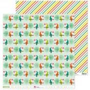 Sada papierov - Mi paraiso (30,5x30,5 cm)