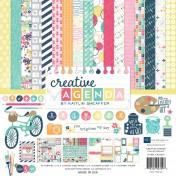Sada papierov - Creative Agenda (30,5x30,5)