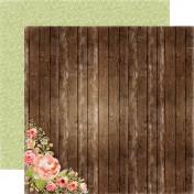 Sada papierov - Rustic Elegance (30,5x30,5)