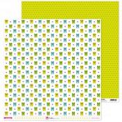 Sada papierov - De cuento (30,5x30,5 cm)
