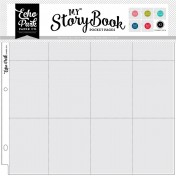 My Storybook - 12x12 Pocket Page - Combo Pack