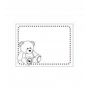 Embosovacia kapsa -  bear baby