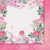 Obojstranný papier - When lilac bloom 05
