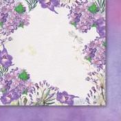 Obojstranný papier - When lilac bloom 06