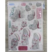 Papierové výseky - Candy Cane A4 (2ks)
