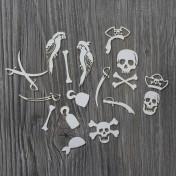 Lepenkový výrerz - piráti 2