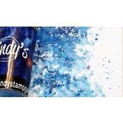 Lindy's Stamp Gang Bavarian Blue Magical Shake