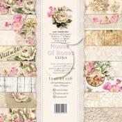 Sada papierov - House of roses EXTRA