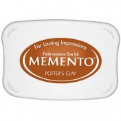 Tsukineko - Memento - Potter Clay
