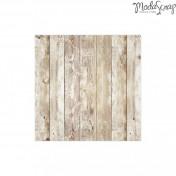 Sada papierov - Wood efect 15,2x15,2 cm
