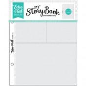 My Storybook -  6 x 8 Pocket Page - 3 x 4 a 4x6