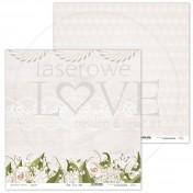 Obojstranný papier - First LOVE 06