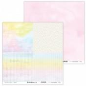 Obojstranný papier - Rainbow Unicorn 06
