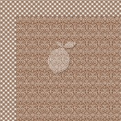 Obojstranný papier -  Yuletide 06