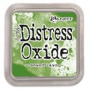 Poduška Distress Oxide - mowed lawn