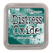 Poduška Distress Oxide - pine needles