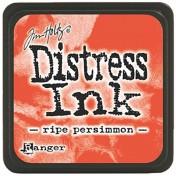 Poduška mini distress - ripe persimmon