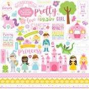Nálepky - Perfect Princess