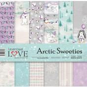 Sada papierov - Arctic Sweeties