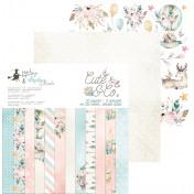 Sada papierov -  Cute & Co 30,5x30,5 cm