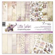 Sada papierov - Little Safari
