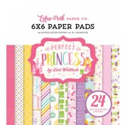 Sada papierov - Perfect Princess (15,2x15,2 cm)